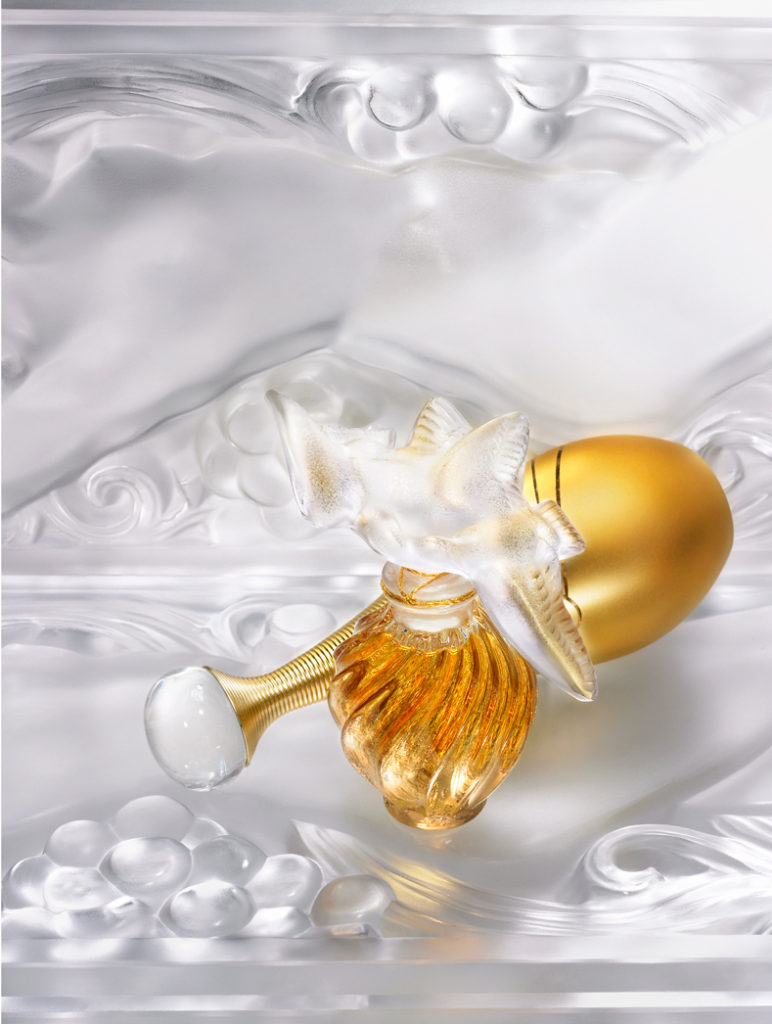 Isabelle Bonjean Figaro Madame Parfums Or
