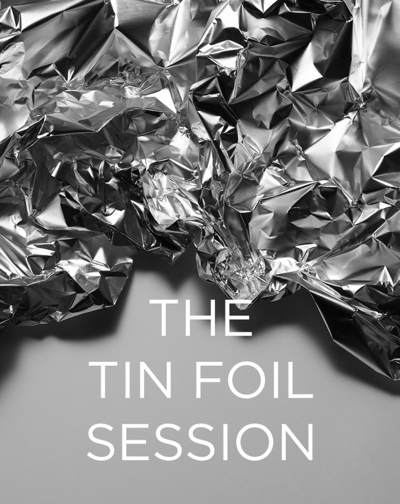 Isabelle Bonjean The Tin Foil Session 201780952