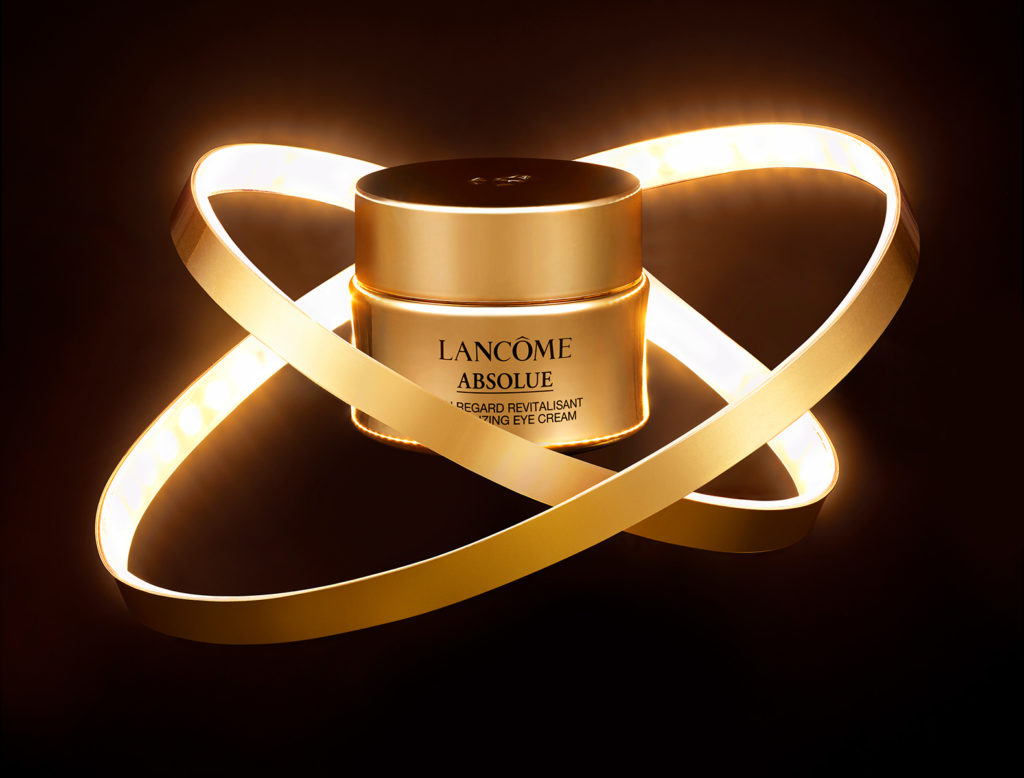 Isabelle Bonjean Lancome Absolue 1